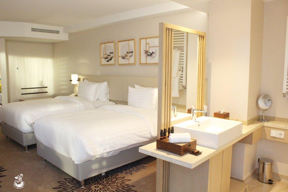 德國住宿︳New Century Hotel Frankfurt法蘭克福開元名都大飯店