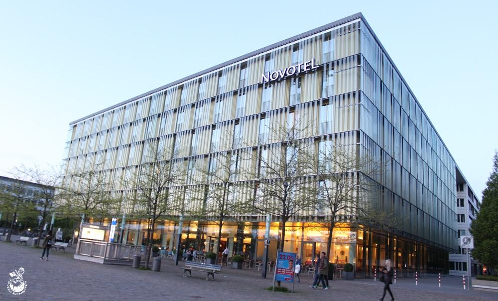 德國住宿︳Novotel Munich Messe慕尼黑諾富特酒店