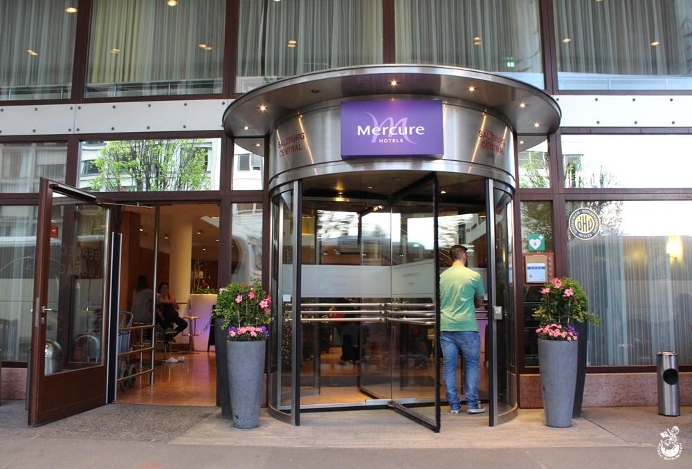 奧地利莎姿堡住宿︳MERCURE SALZBURG CENTRAL薩爾茨堡中心美居飯店
