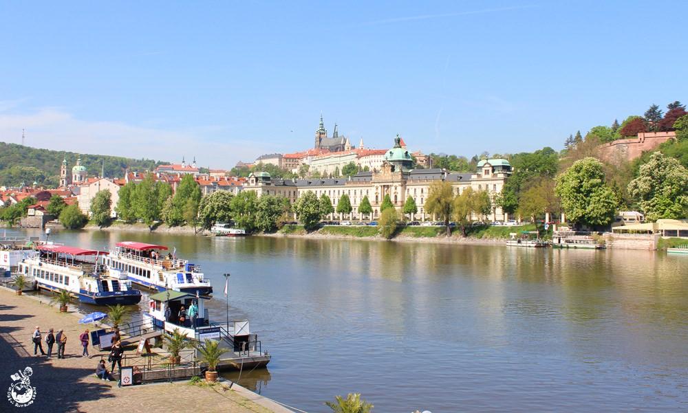 捷克布拉格︳伏爾塔瓦河遊船午宴
