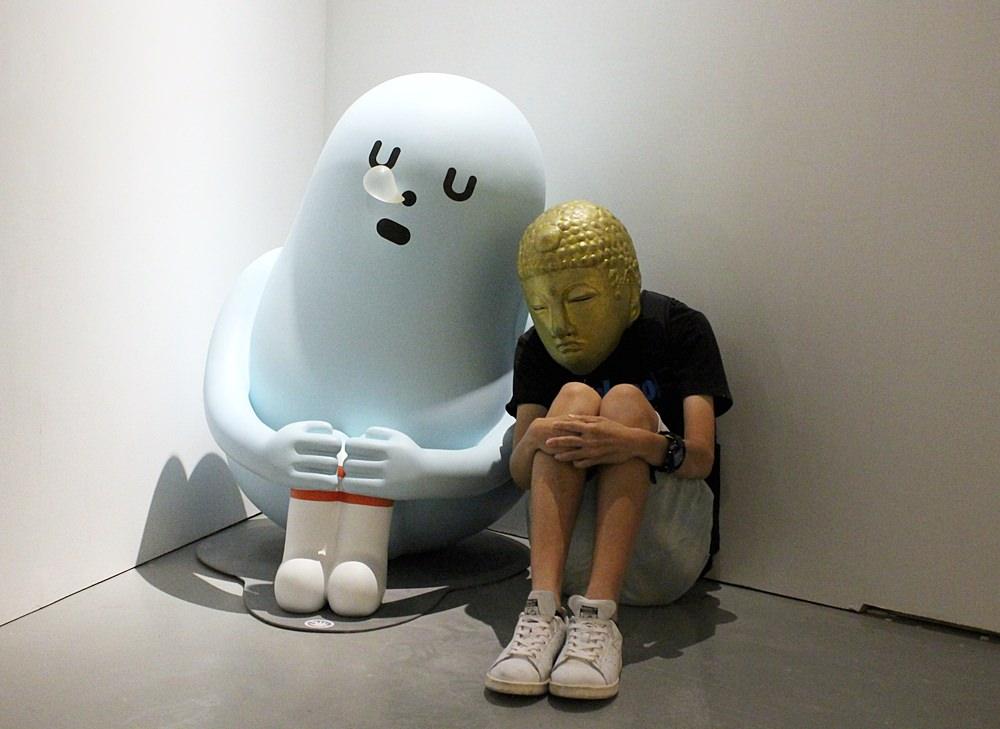 台北展覽︳SML EXPO黏黏怪物研究所十周年展