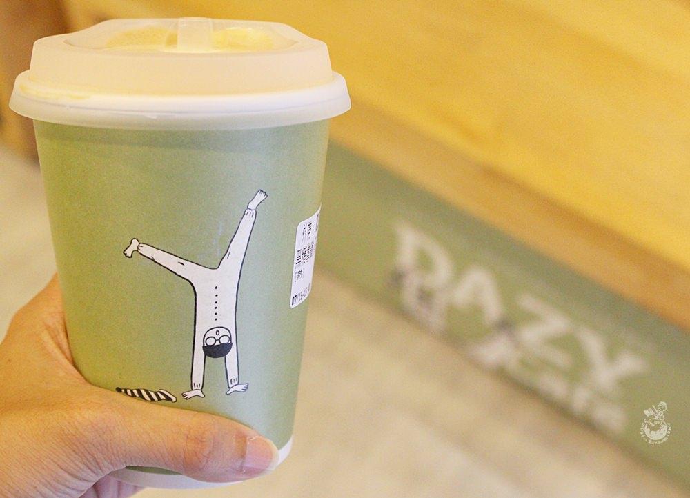 信義安和站咖啡︱Dazy Café 外帶咖啡專売店,宣揚放鬆生活的平價咖啡兼早餐店