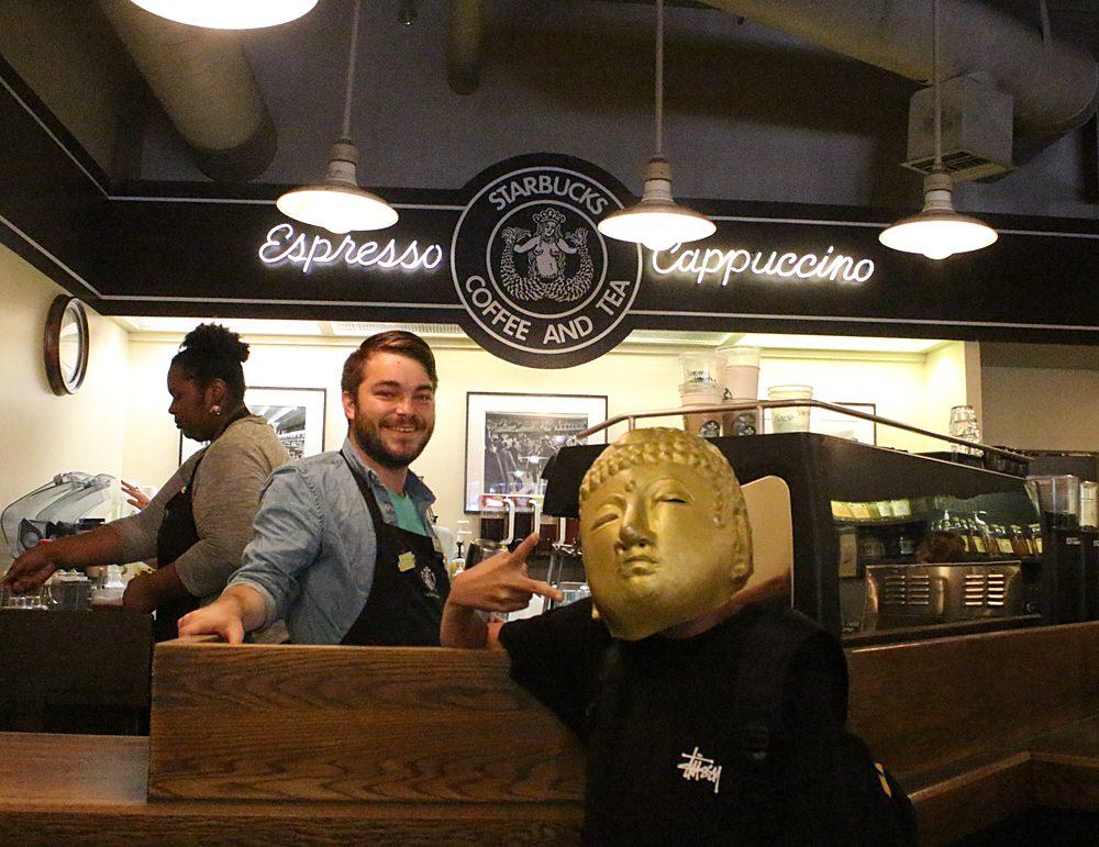 世界第一家星巴克在派克市場,Starbucks創始店城市杯根本西雅圖最佳伴手禮