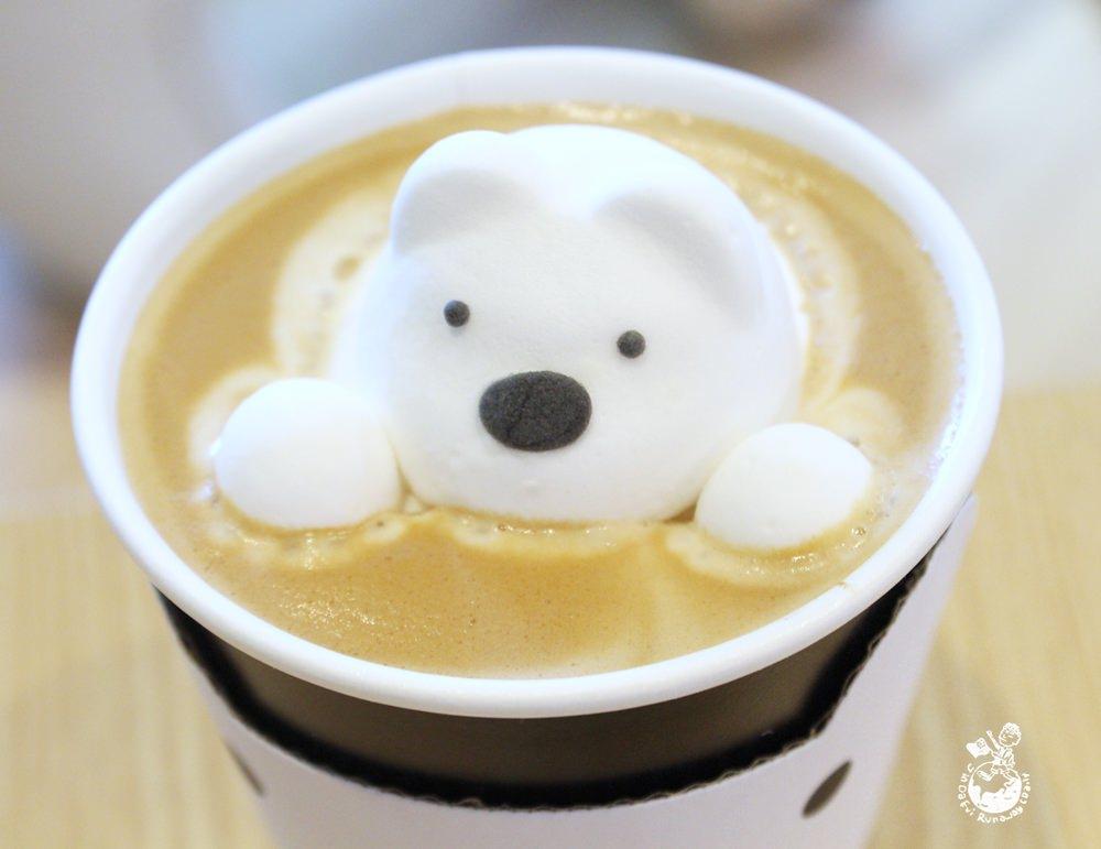 北極熊咖啡
