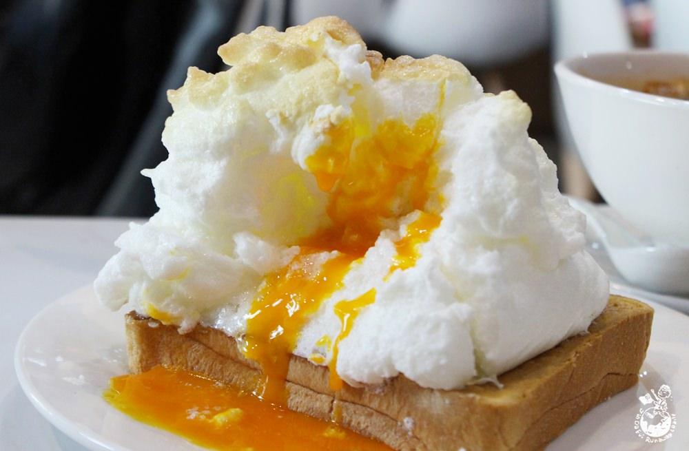 澳門美食︳孖寶兄弟茶餐廳,讓少女心噴發的熔岩雲層厚多士獨家供應!
