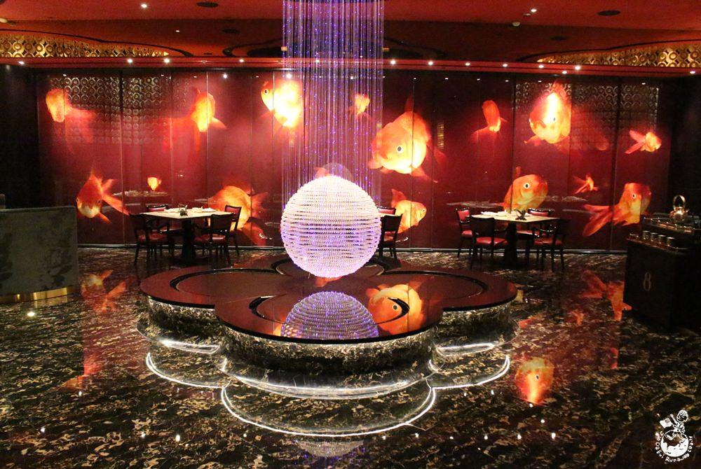 澳門8餐廳The Eight-米其林三星餐廳就在新葡京,澳門唯一中式米其林餐廳