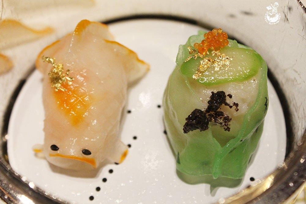 澳門8餐廳-澳門唯一中式米其林餐廳,主打精緻點心及名貴新派廣東菜