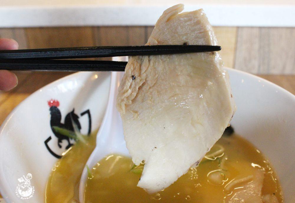 白雞湯拉麵