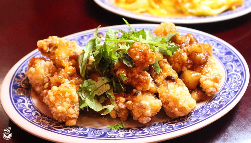 旗魚白菜滷