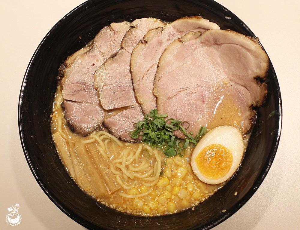 高雄拉麵︳研田拉麵-清爽和濃厚口味都有,適合闔家享用的雞湯底日本拉麵