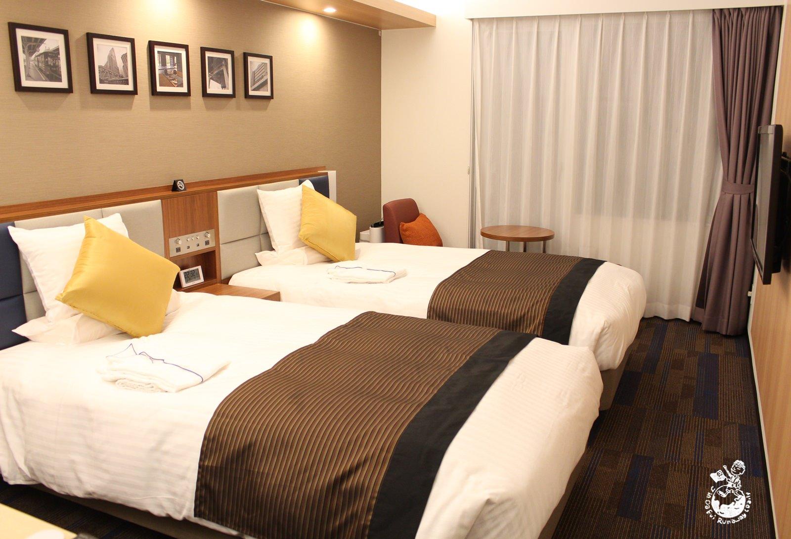 大阪住宿︳HOTEL MYSTAYS Shinsaibashi East 東心齋橋滿意酒店