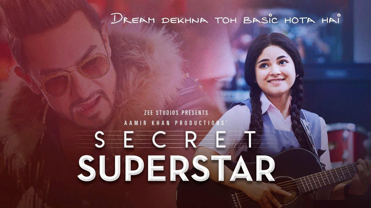 印度電影︱隱藏的大明星-阿米爾罕獻給有夢之人以及天下母親的勵志故事