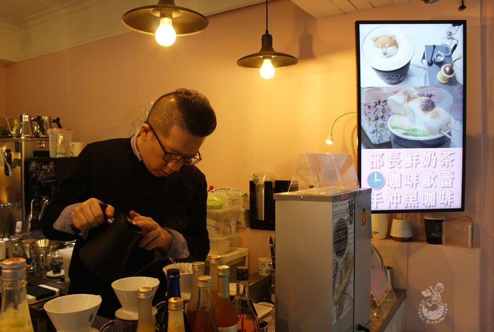 忠孝敦化咖啡