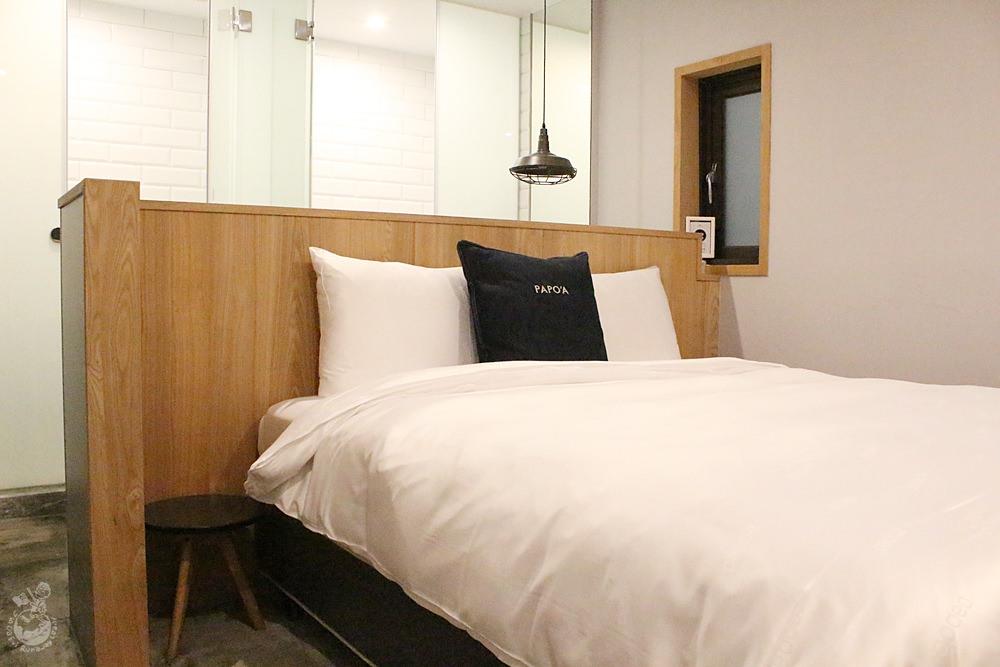 高雄住宿︳PAPO'A HOTEL帕鉑舍旅-高雄火車站旁邊便宜又便利的工業風旅館