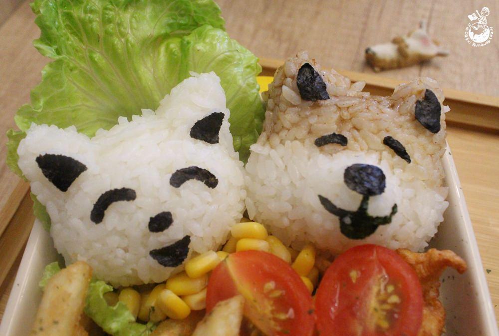 台中 柴犬飯糰