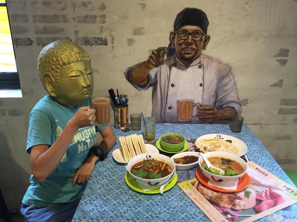 台中馬來西亞餐廳︳Mamak檔 星馬料理台中店-勤美誠品草悟道最夯的異國美食,新菜上市!