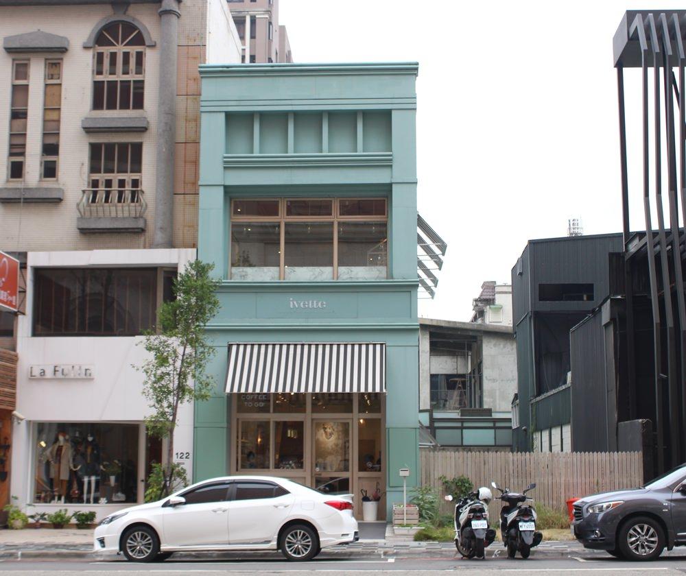 台中朝馬咖啡店