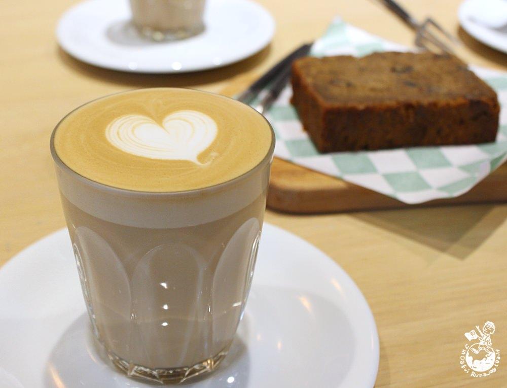 台中特色咖啡店︳ivette cafe – 林酒店正對面的貴婦咖啡館,品嚐澳洲風味早午餐