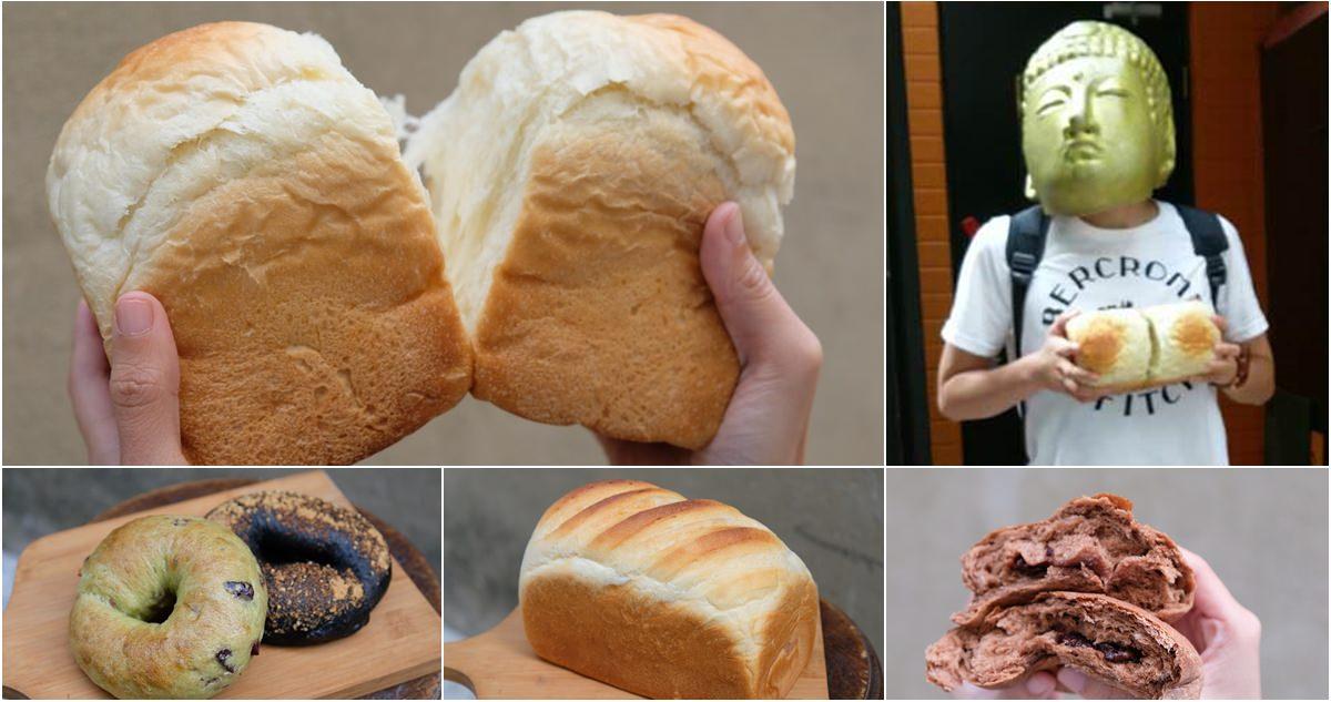 五吉堂麵包店-台南巷內人才知道的秒殺麵包店,紅牌五吉吐司一定要預購!