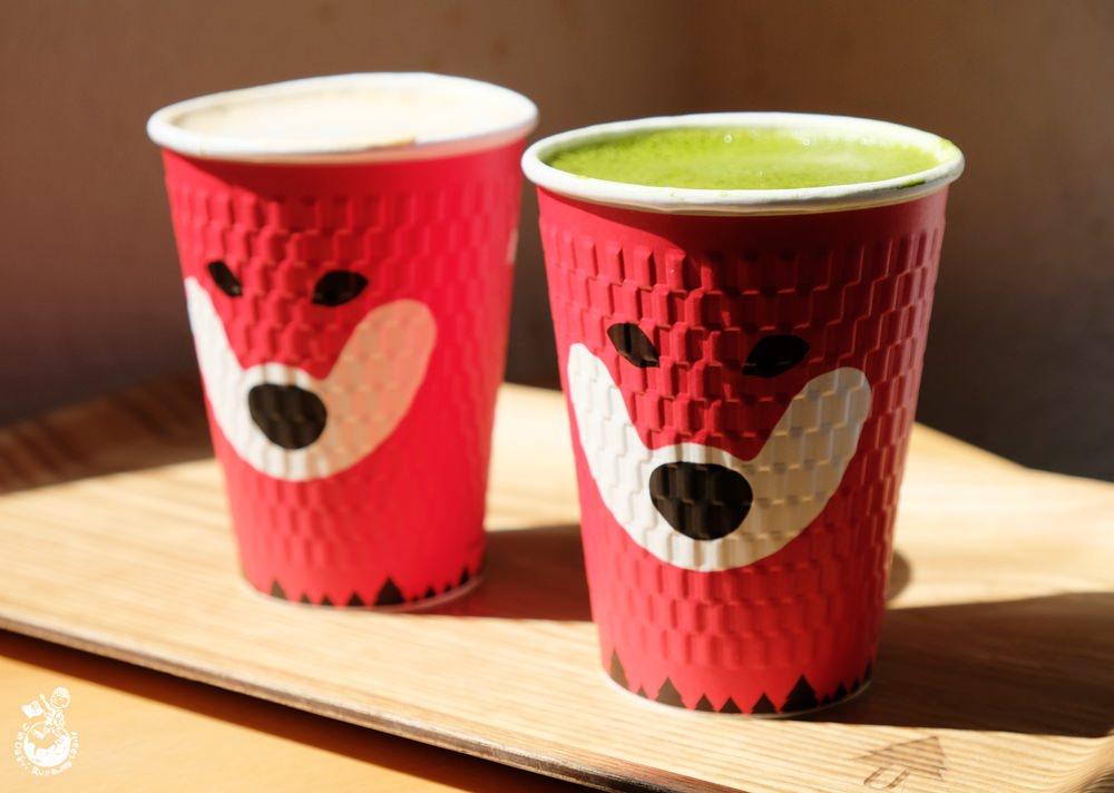 高雄咖啡︳興趣xsimtree-捷運美麗島站附近的咖啡烘培坊,狐狸控怎能不來杯熱咖啡