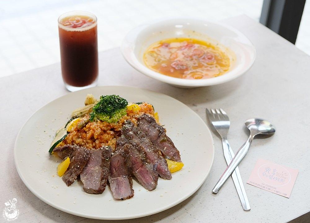 台中早午餐 秋刀鬪肥牛