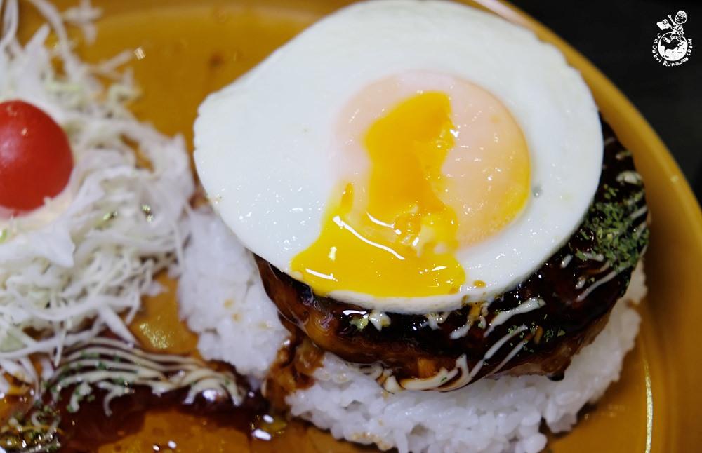 台中日式料理 台中漢堡排