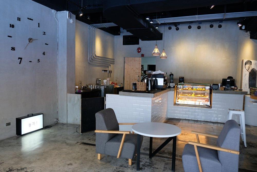 Nol-Ja Korean cafe 韓式咖啡空間