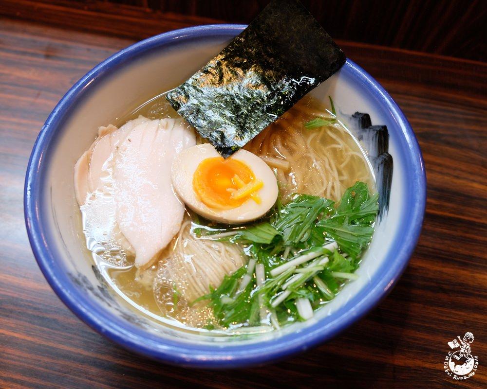 東京拉麵推薦︳AFURI阿夫利柚子鹽拉麵(六本木店)-雞湯底融合柚子香氣的清爽日本人氣拉麵
