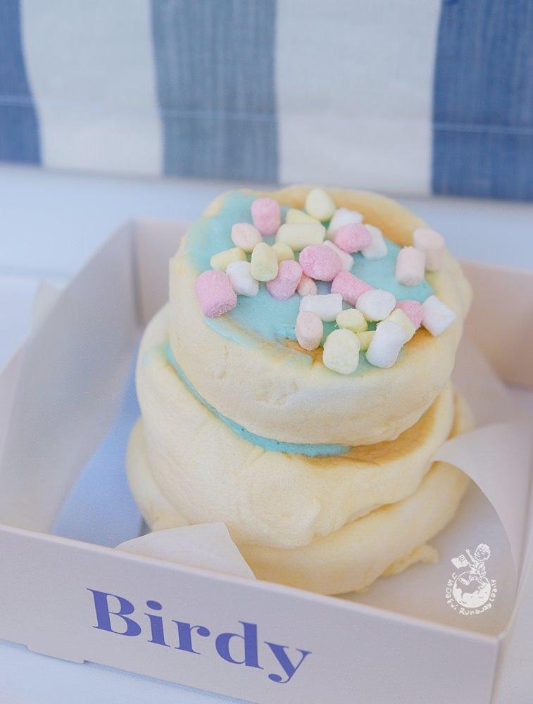 高雄甜點︳Birdy Pancake-令少女心噴發的舒芙蕾鬆餅,超級平價只要$79,採全面預約制