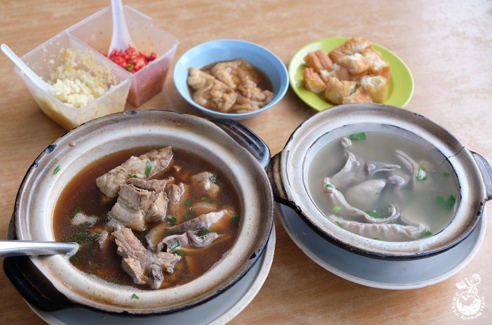 新峰肉骨茶-馬來西亞老字號肉骨茶,湯頭清新甘甜吉隆坡必吃美食