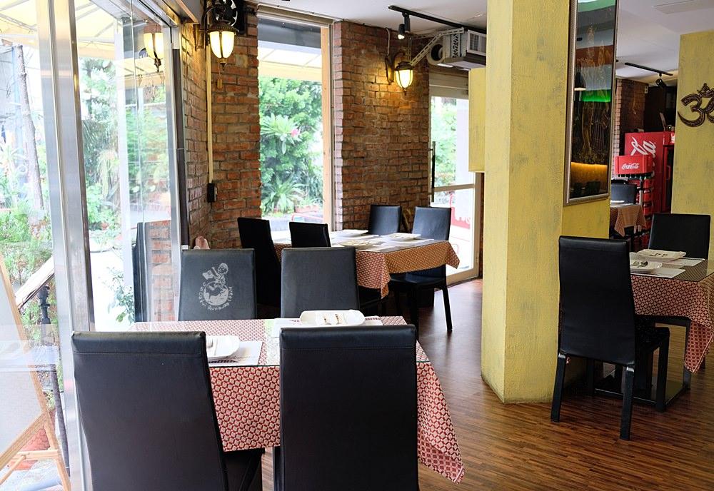 台中印度餐廳