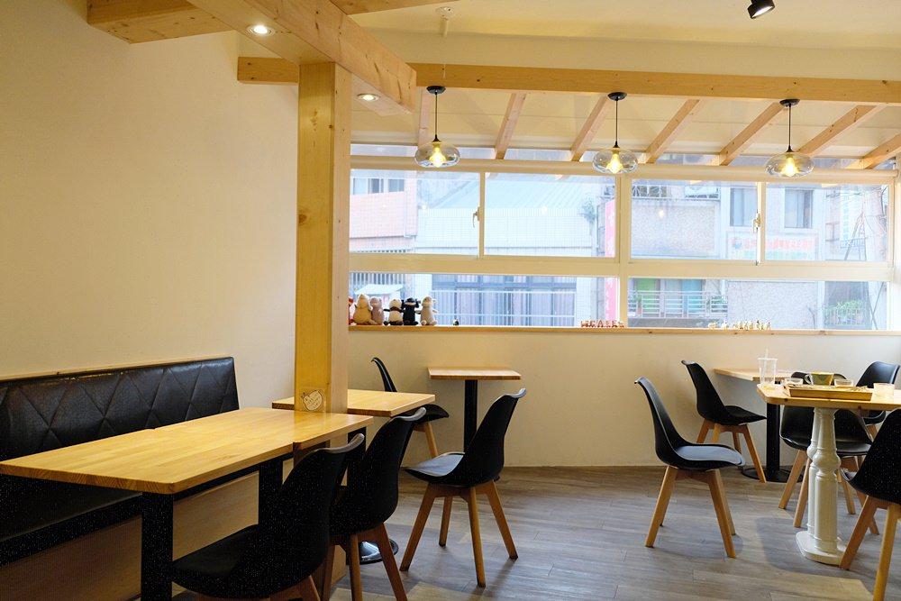 淡水咖啡廳