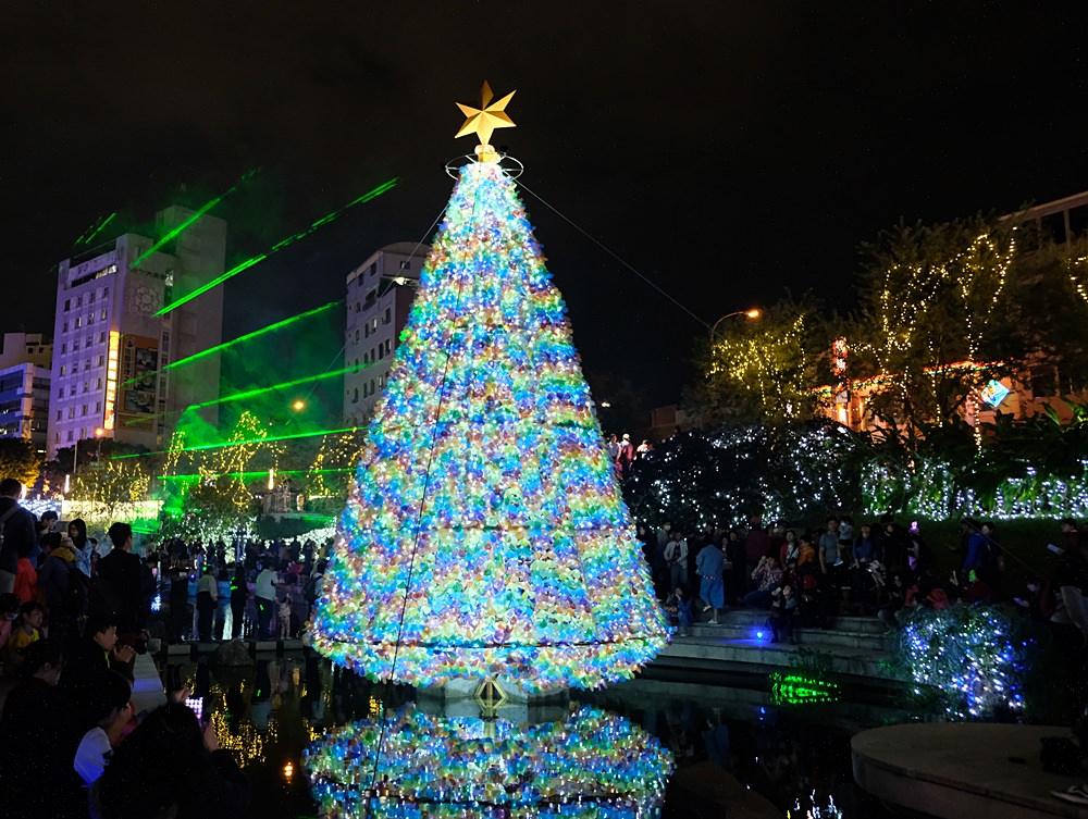 柳川耶誕樹