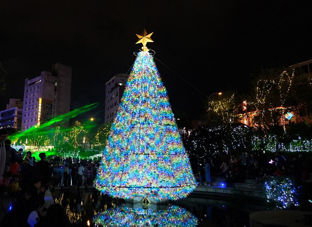 台中聖誕樹