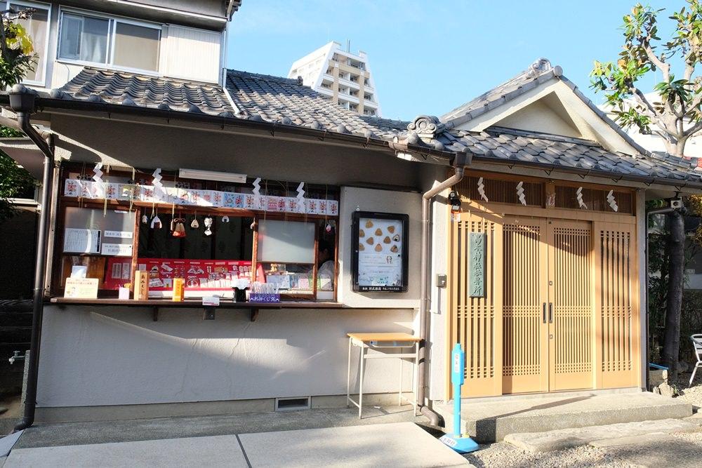 東京特色神社