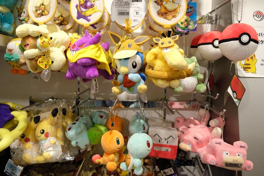 成田機場寶可夢專賣店