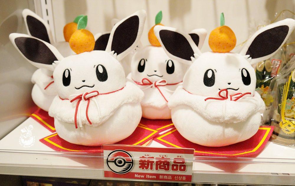 東京寶可夢周邊商品