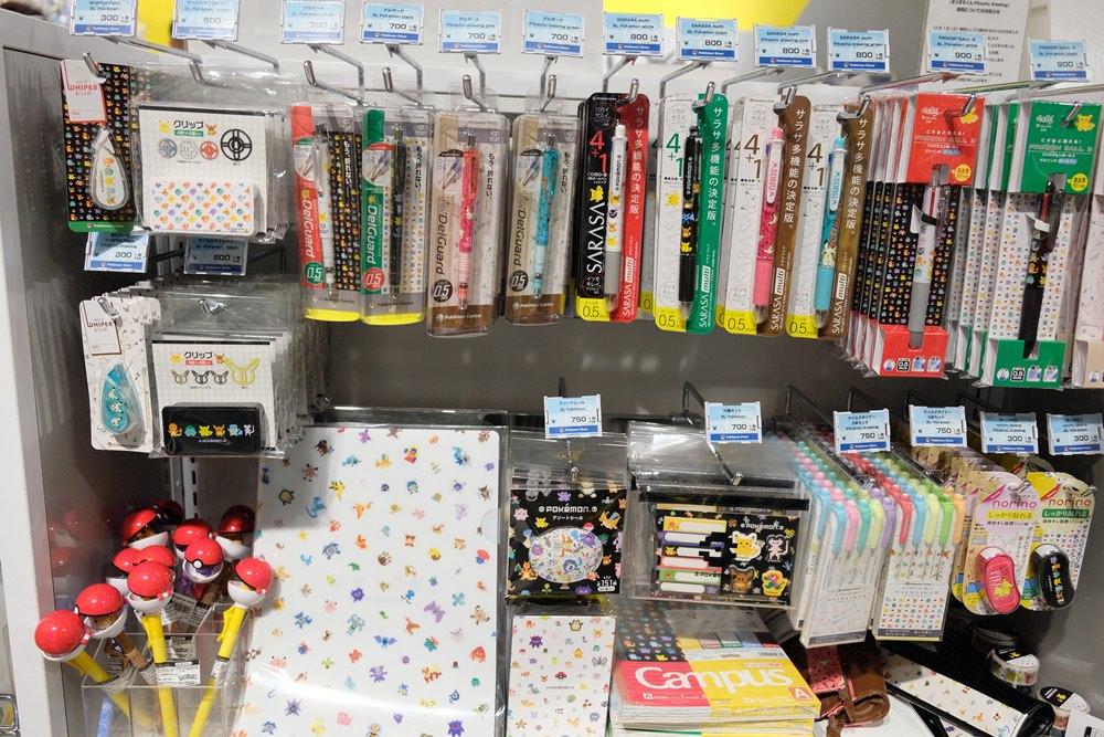 成田機場寶可夢周邊商品