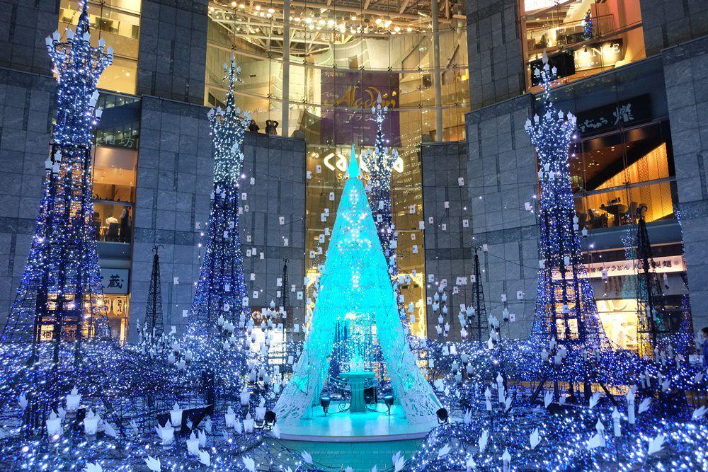 東京聖誕景點