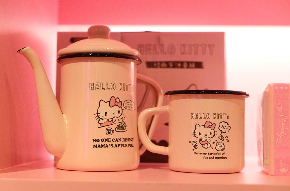 三麗鷗粉紅閨密期間限定店