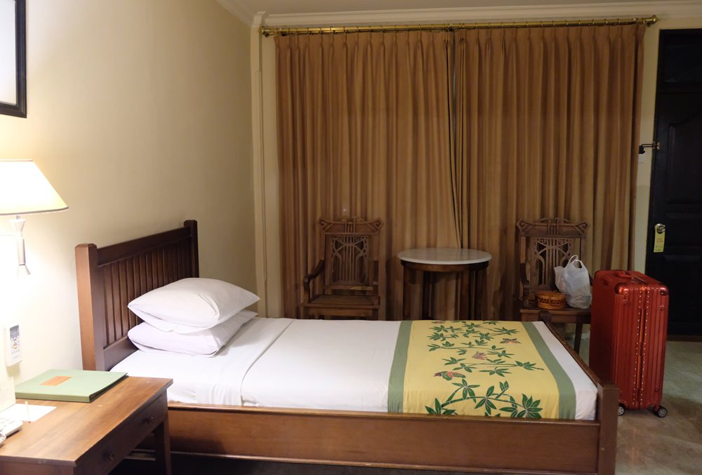 Hotel Puri Bambu普瑞班布酒店