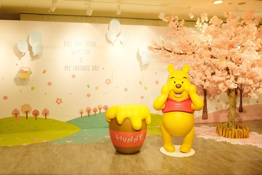 迪士尼櫻花限定店