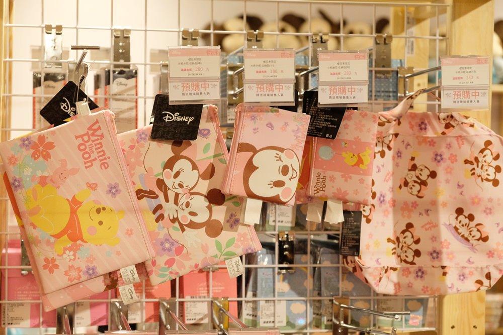 迪士尼櫻花季限定商品