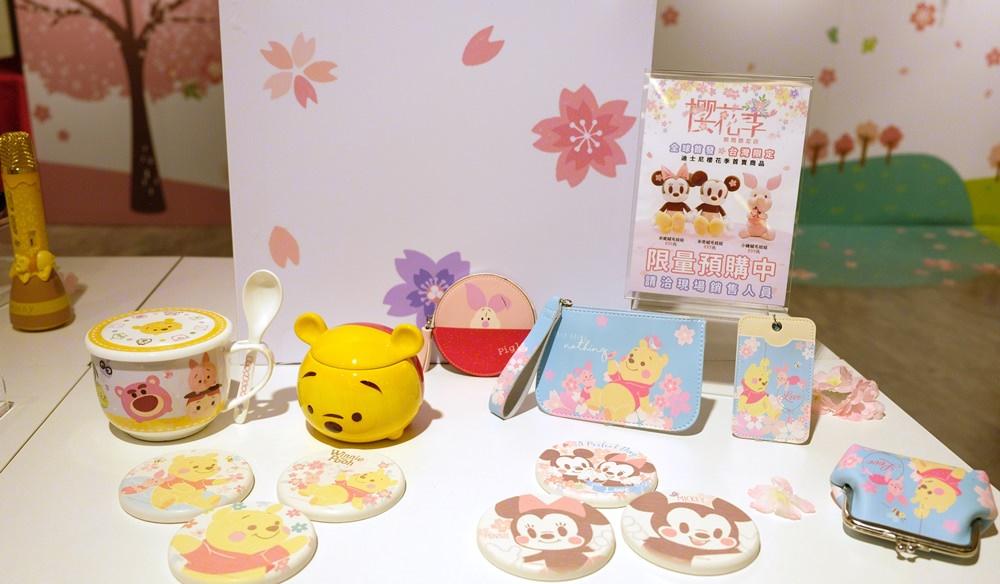 新光三越迪士尼櫻花季商品