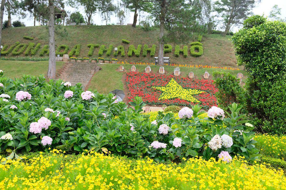 越南大叻景點