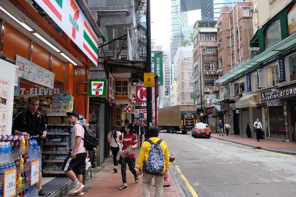 銅鑼灣商圈