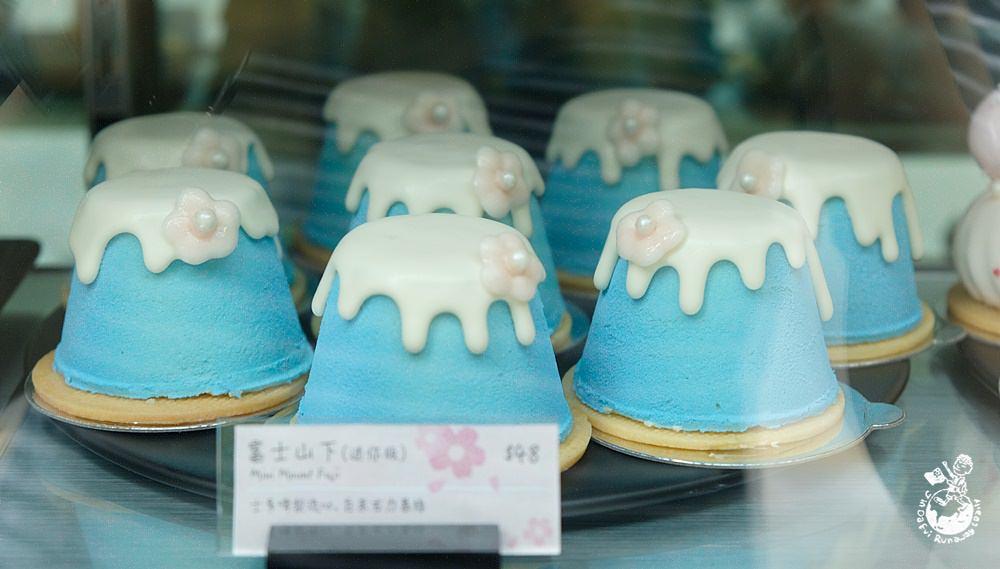 銅鑼灣甜點店
