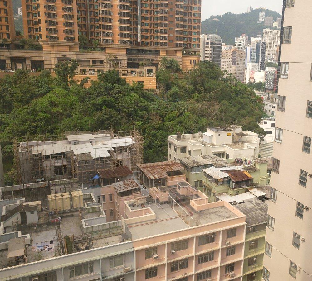 銅鑼灣酒店