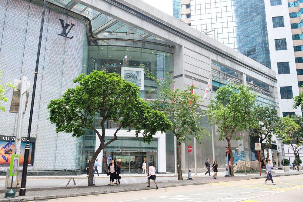香港銅鑼灣咖啡店