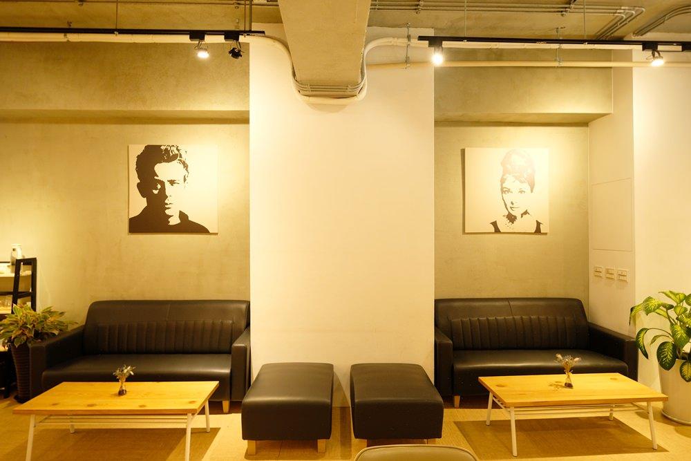 台中逢甲咖啡店